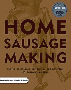 home-sausage-making #FCThankful