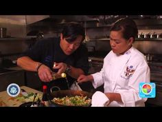Healthy + Traditional Asian American and Pacific Islander Cuisine from the White House Kitchen | LetsMove.gov