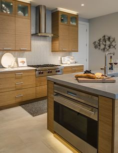 Kitchen encounters on pinterest open floor plans wolves for Bentwood kitchen cabinets