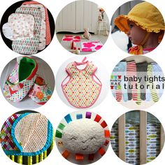 Sewing for Baby Tutorial