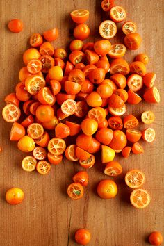 """""""The first mention of the fruit that gave a name to the color orange dates back to 500 BC, near the South China Sea."""" Pantone Color Institute"""