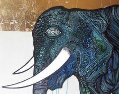 PostNature exhibition 2012 by Dimitris Ntokos, via Behance