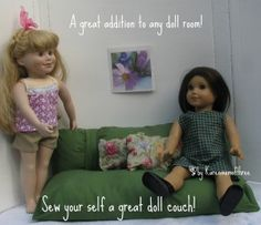 furniture for AG mini dolls