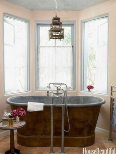 Designer Bathrooms and Pictures - Bathroom Decorating Ideas - House Beautiful#slide-1#slide-12#slide-27#slide-29