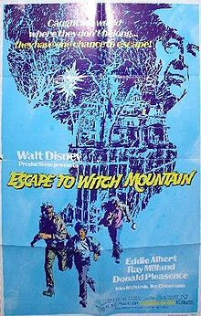 Escape to Witch Moutain