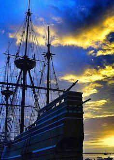 Plymouth, MA - Mayflower