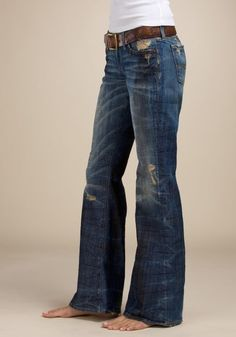 Comfy Weekend jeans....love these
