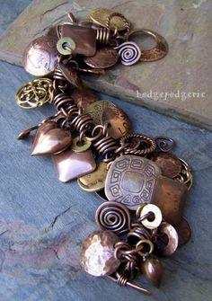 Bracelet |  Hodgepodgerie Designs