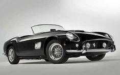1961 Ferrari 250 GT California    Wow!
