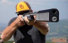 SilencerCo Salvo 12 Shotgun Silencer
