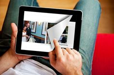 Using the iPad as a Photography Portfolio #proshow #photography