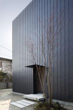 Ant-house | mA-style architects. Cladding
