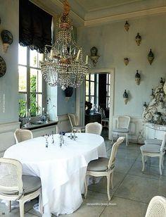 interior design, dining rooms, antique shops, wall displays, dine room