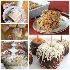 Favorite Apple Recipes from Friends!