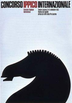 Romano Chicherio poster. 1965.