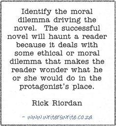 Quotable - Rick Riordan - Writers Write