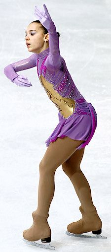 Adelina Sotnikova, World Junior Figure Skating Championships 2011