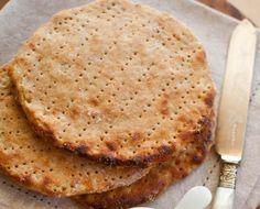 Rieska – Finnish Potato Flat Bread