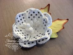 Scrap That Chat: Snowy Rose tutorial by Amarilys