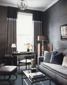 Chic  Sophisticated Living Room