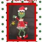 Grinch Glyph by Glyph Girls