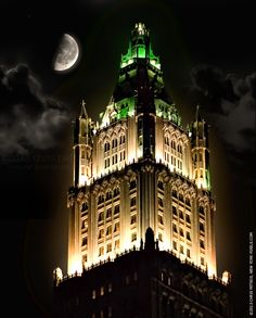Woolworth Building by youngurbangod