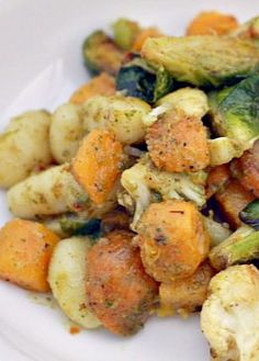 Winter Vegetable Gnocchi by @Matty Chuah Noshery