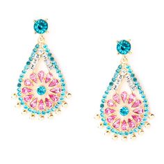 Sparkle and stand out from the crowd with these earrings from the Wildflower #KatyPerryPRISMCollection