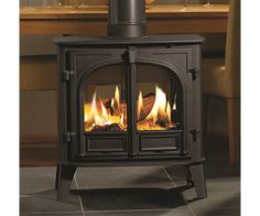 free standing wood fireplaces | ... Stove | Free Standing - Wood Burning Stoves | Stoves | Fireplaces and