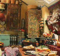#bohemian #kitchen... love it all