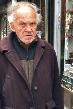 Pawn Shop Street Man