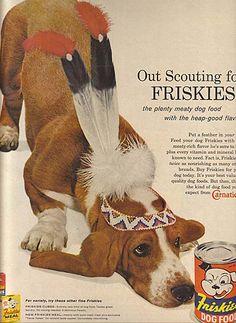 beagle 60s ad