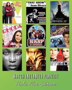 9 Shows to Watch on Hulu Plus Streaming