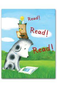 Rocket Read Poster - New Products - Posters - Products for Children - ALA Store