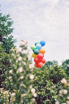 balloon parti, color, gloooobooooo, beauti, balloons