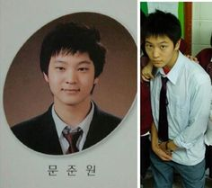 Actor Joo Won's past school photos reveals his unchanged appearance