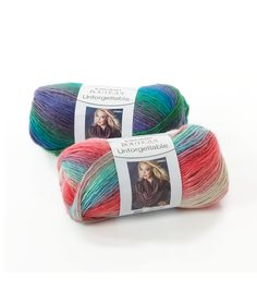 Boutique Unforgettable - The name says it all! The colors are amazing in this soft roving yarn. Make garments and accessories that look like they cost a fortune!