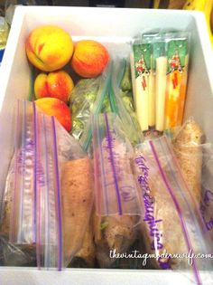 This blogger shows you how easy it is to have a healthy snack drawer in your fridge! Helps with lunch planning for the adults in the house, ...