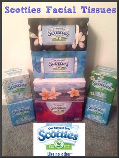 Scotties Tissues Prize Pack with a $25 Target Gift Card {Giveaway}!