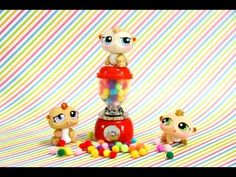 How to Make a Doll Gum Ball Machine and Lantern