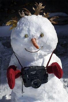 Best snowman picture