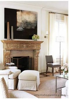 greige: interior design ideas and inspiration for the transitional home by christina fluegge: Atlanta Homes & Lifestyles