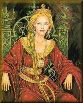 El diario de Ana Bolena: Cánones de belleza en la Edad Media
