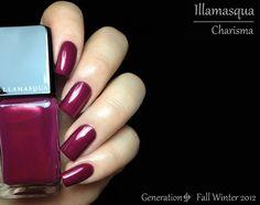Fashion Polish: Illamasqua Generation Q for Fall Winter 2012