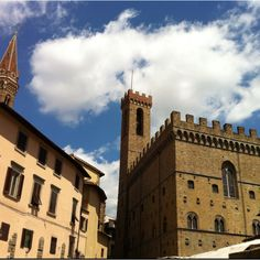 florence, place, bargello