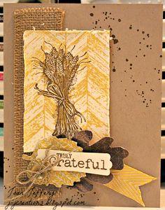 J J Creations: Truly Grateful