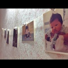 baby wall of fame