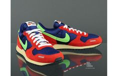 "Nike Air Vortex VNTG ""Loyal Blue/Chilling Red-Volt"""