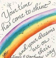 u rainbow quot, life quot