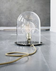 Gorgeous industrial modern light.